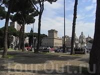 на площади Венеции 3