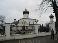 Церковь великомученика Георгия - победоносца