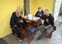 Короткий отдых перед встречей с Клайпедой