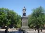 Памятник графу Воронцову.