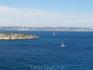 Марсель. Средиземное море.