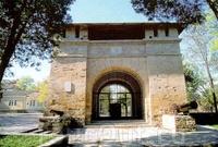 Остатки турецкой крепости