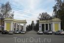 Ворота на территорию Кремля