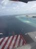 Пролетаем сотни и тысячи мелких атоллов-островков кораллового происхождения