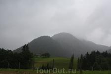 Альпийский пейзаж (продолжение)