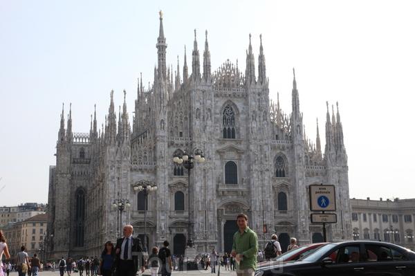 el Dumo, главный собор Милана