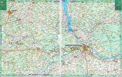 Карта дорог Ивановской области
