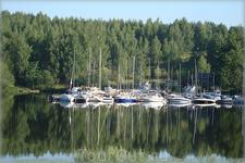 яхты на Белой речке
