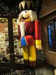 Ротенбург на Таубере. Музей Рождества.
