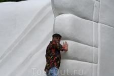 пяточки будды:) гора ТаКу