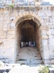 Вход в Милетский амфитеатр