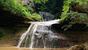 Последний водопад расположился в 50 метрах по течению Руфабго,он виден от &quotЧаши любви&quot