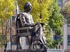 Фотография Памятник Шолом-Алейхему