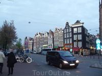 Одна из улиц Амстердама
