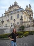 Самый красивый храм Львова-собор Святого Юра