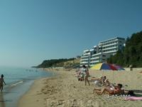 противоположная сторона пляжа в Обзоре