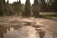 В Парке Храма Неба