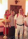 Коневский монастырь. Главный соборный храм во имя  Рождества Богородицы