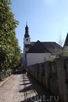 Францисканский монастырь,Виноградов