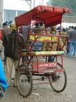 бэкпекерский райончик в Дели