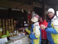 Каштановый мёд у Марины - это лучший сувенир с КП