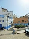 Вот такие небольшие поселения с типичными домами и улочками