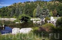 Городской парк Пирин
