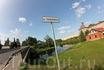 река у Ладожской крепости