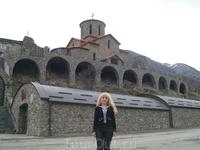 Мужской монастырь в феагдоне