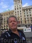 на площади Каталонии 2