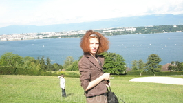 Женевское озеро во всей красе:)