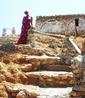 Производство глиняной посуды в ГУЭЛЛАЛА, остров ДЖЕРБА, ТУНИС