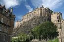 Эдинбургский замок — сердце Шотландии