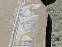 В развлекательном комплексе Больших терм было множество красивых статуй, полы были украшены мозаиками