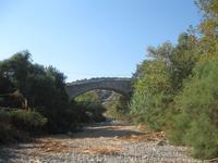 Ущелье Прассано. Венецианский мостик