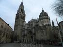 Кафедральный собор строился 250 лет.