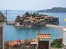 Остров Святого Стефана. Закрытый остров-отель.