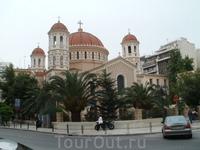 Город Салоники 15