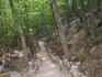Дорога к Скельской пещере