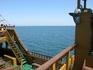 Прогулка на пиратской шхуне по Средиземному морю...