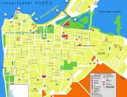 подробная карта анапы с улицами скачать - фото 5