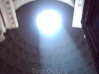 Отверстие в куполе