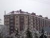 Прогулка по зимнему Ташкенту. Декабрь 2011