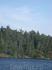 На озере. При подходе к скиту