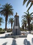 памятник любимому президенту Хабибу Бургиба