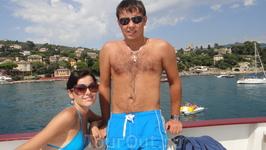 плывем в Портофино =)))