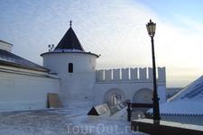 Башня Тобольского Кремля