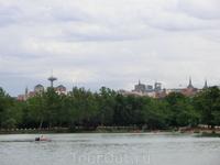 В этом море зелени, которое называют &quotлегкими Мадрида&quot, разместилось много интересного. Здесь находится зоопарк и аквапарк/аквариум, парк аттракционов, здесь конечная станция мадридского фуник