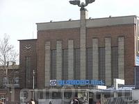 Оломоуц железнодорожный вокзал