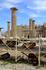 В Акрополе постоянно ведутся реставрационные работы и раскопки...